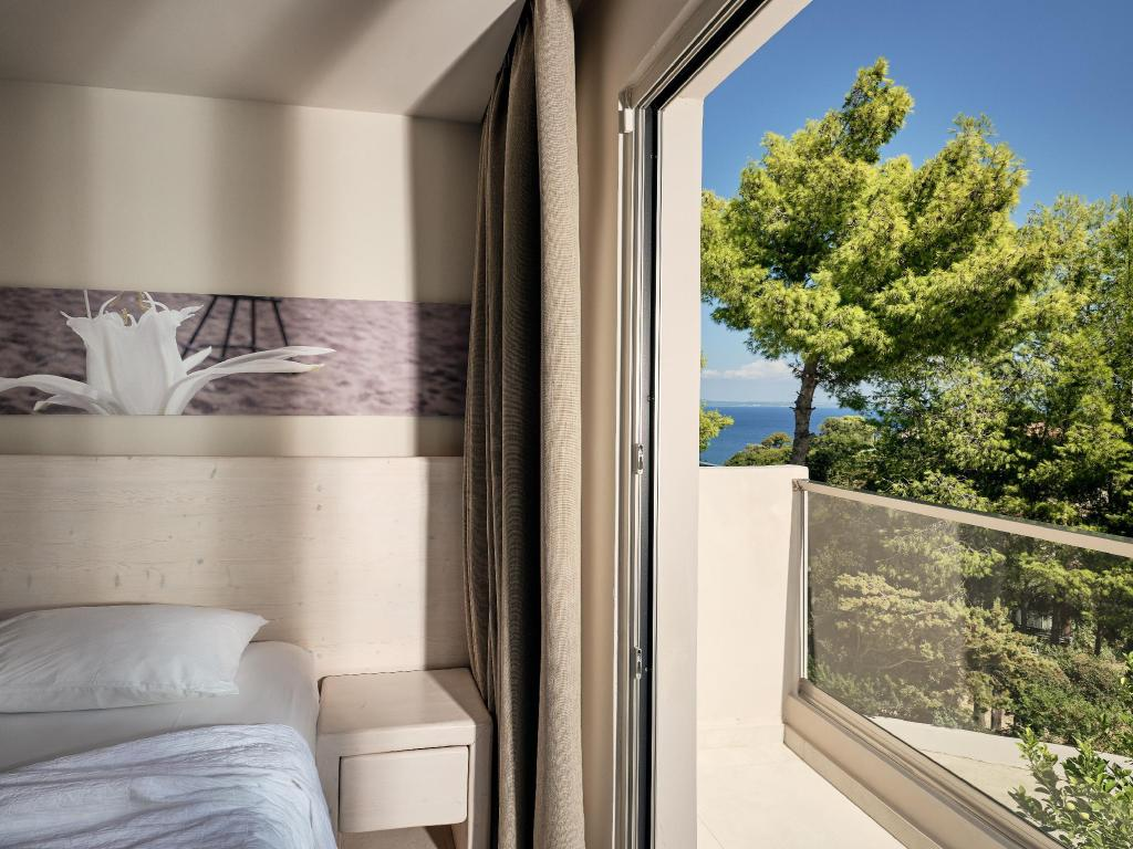 Single Room - Bed Ionian Hill Hotel