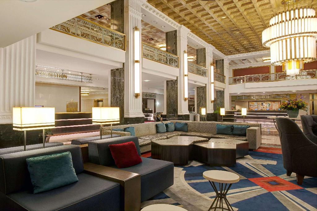 Lobby The New Yorker, A Wyndham Hotel