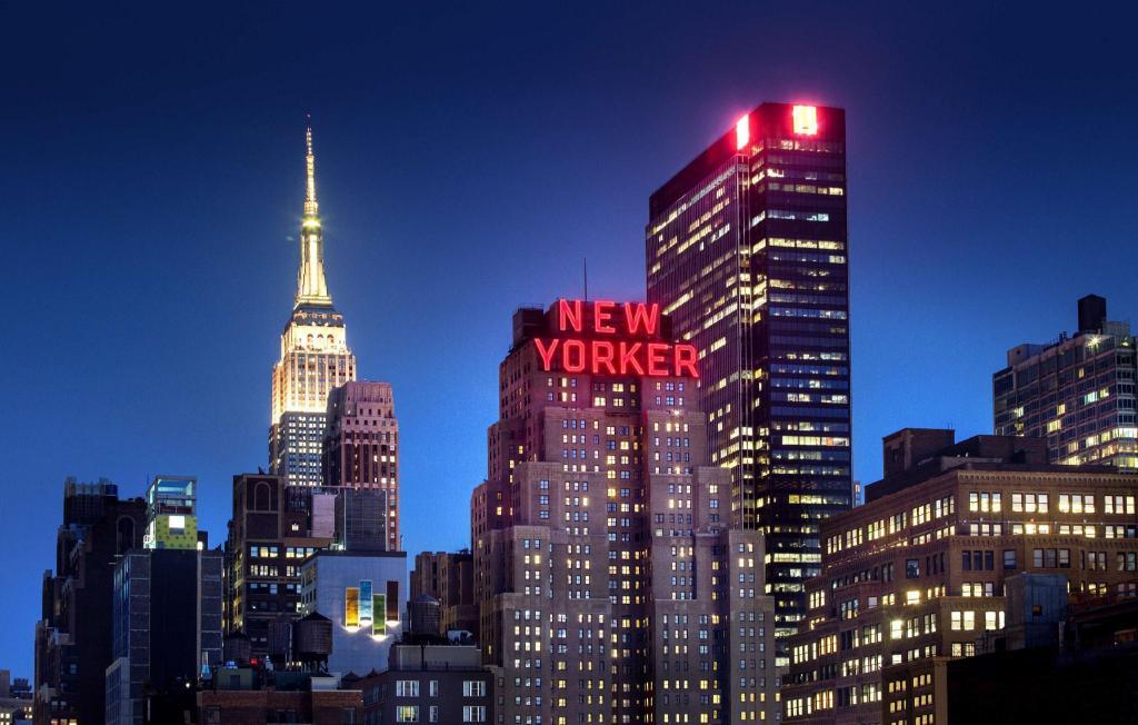 a13e9502b فندق ذا نيو يورك إيه ويندهام (The New Yorker, A Wyndham Hotel) في ...