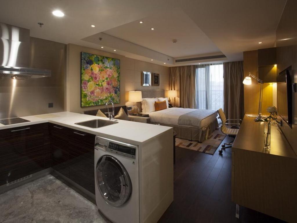 Best Price on Lee Garden Service Apartment in Beijing + Reviews