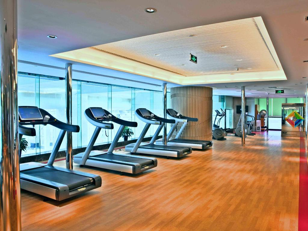 Fitness center Sheraton Nanjing Kingsley Hotel & Towers