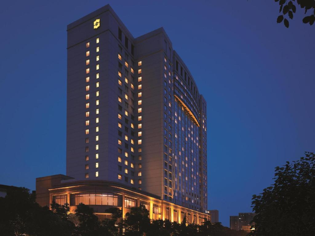 More about Shangri-la Hotel Wuhan