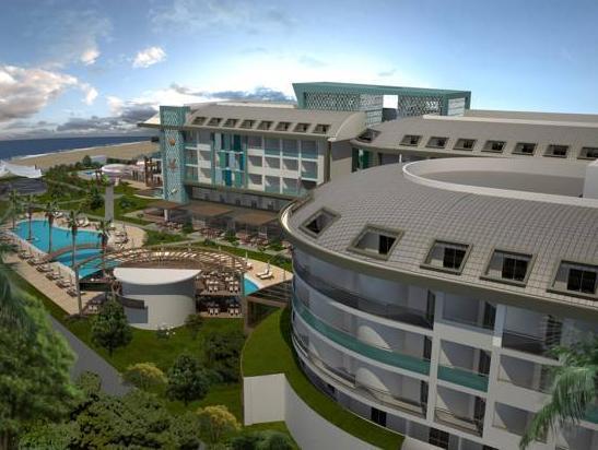 Otel Seashell Resort Spa