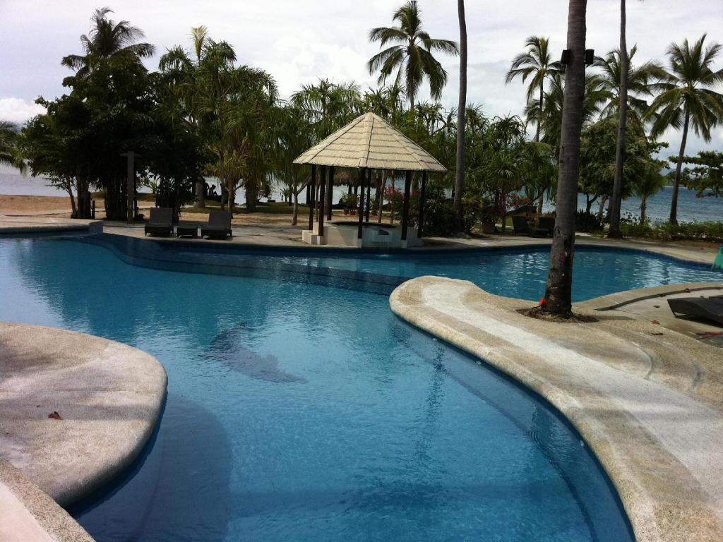 Swimming pool Dos Palmas Island Resort and Spa