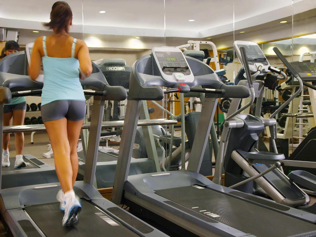 fitness centrum Richmonde Hotel Ortigas
