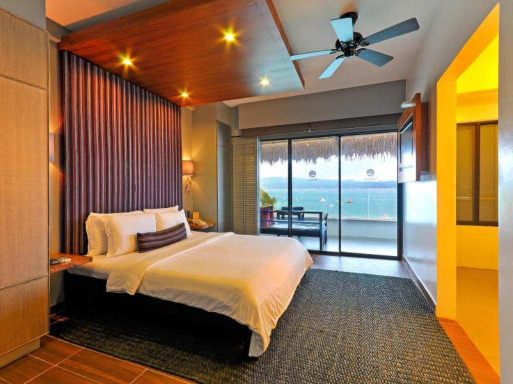 Deluxe Beach View Room Nami Resort