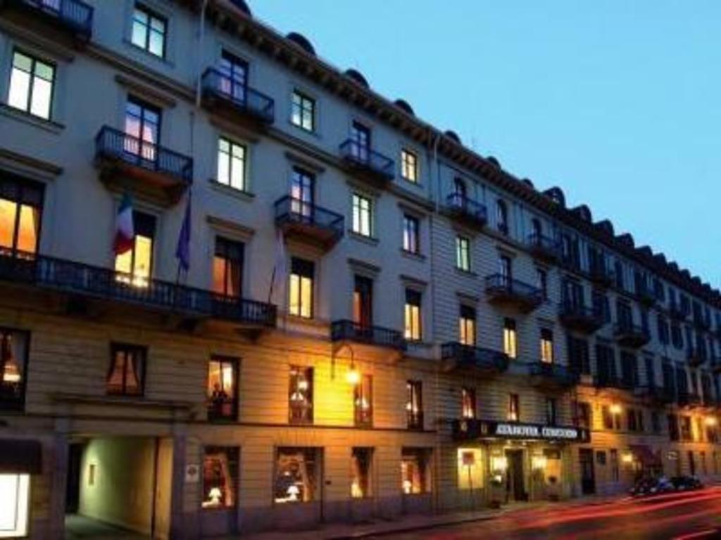 Hotel Concord  Turin