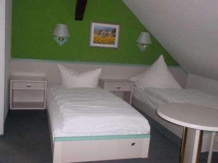 Double Room Hotel am Seetor