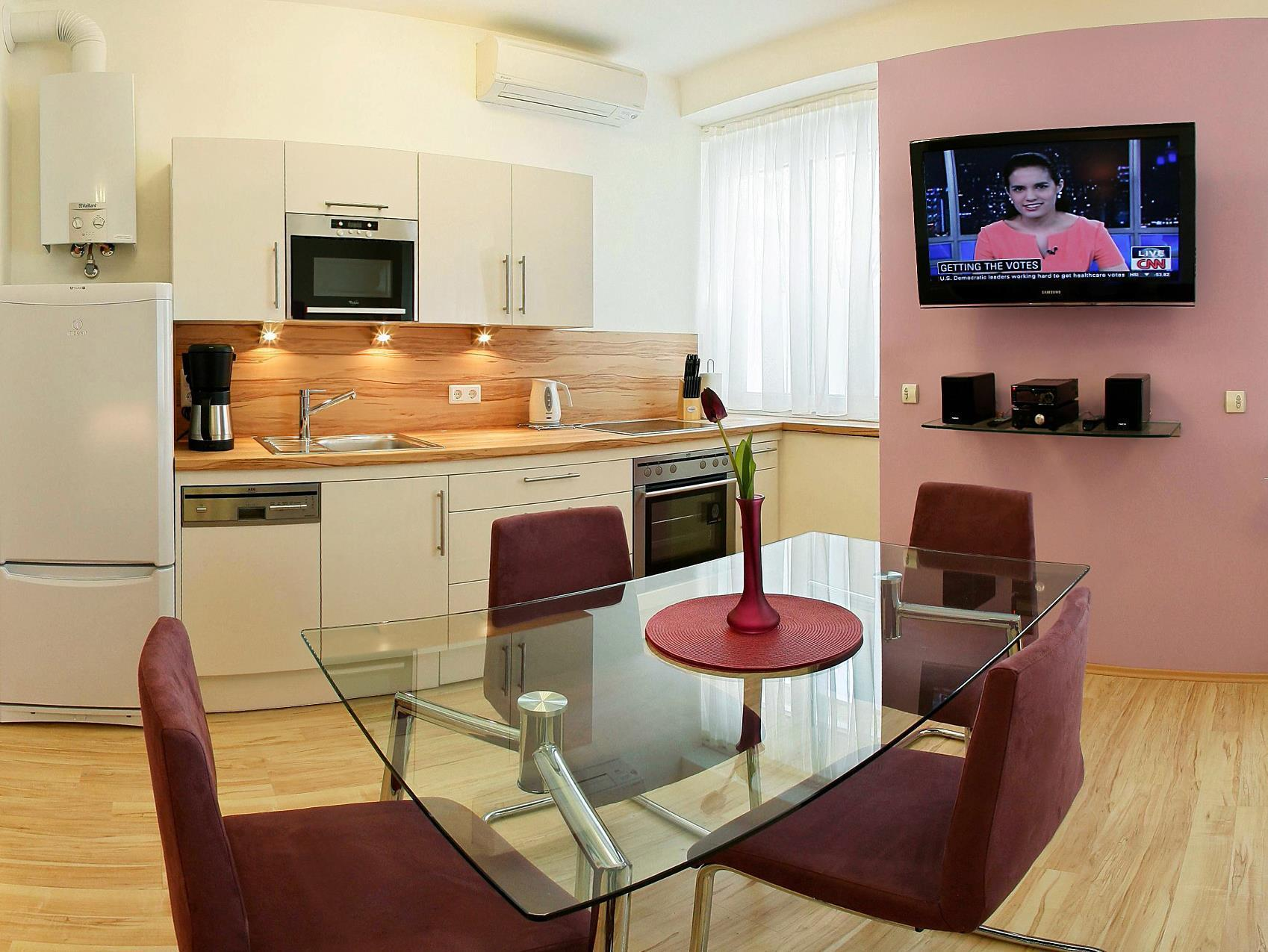Apartment, 1 Bedroom (5 Adults) - Standard