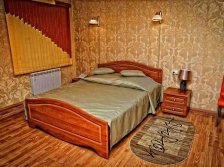 Superior Double Room with Sofa Guest House Khutorok