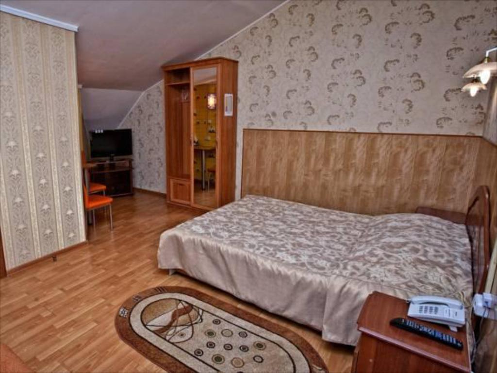 Standard Double Room Guest House Khutorok