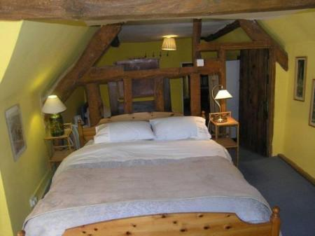 Suite - Attic B&B Tachbrook Mallory House