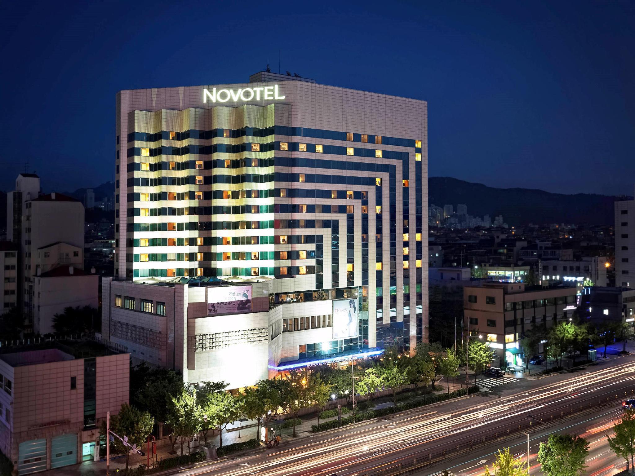 novotel ambassador doksan hotel seoul from 63 save on agoda rh agoda com