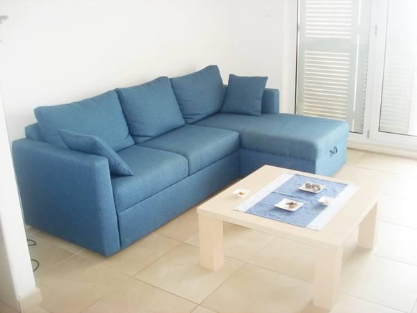 Apartament Duplex cu balcon şi vedere la mare (Duplex Apartment with Balcony and Sea View)