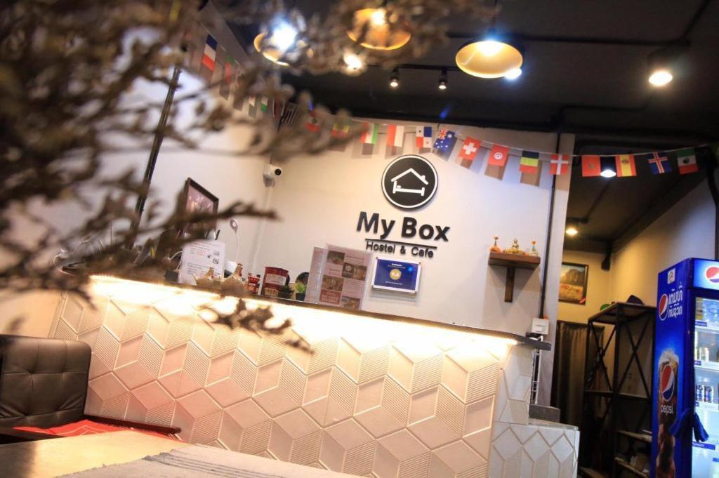My Box Hostel and Cafe