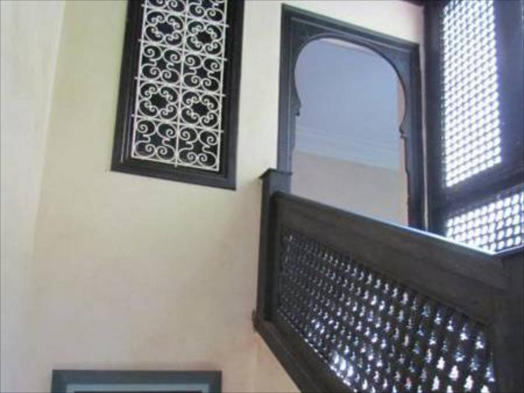 Interior view Riad Samsli
