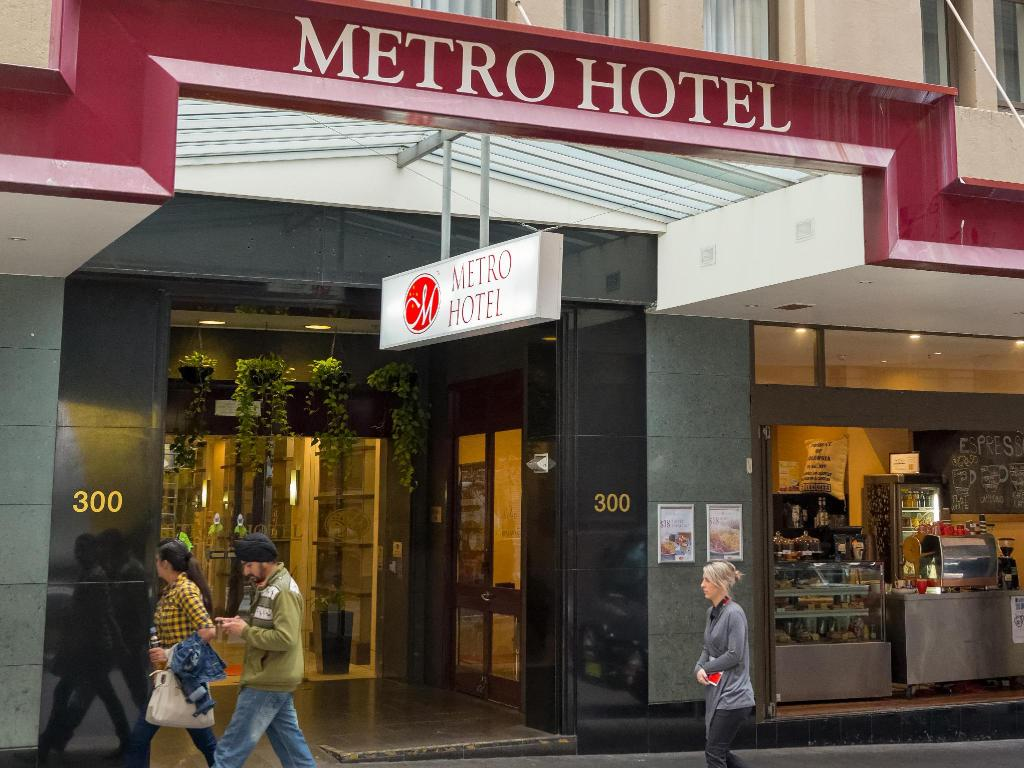 More about Metro Hotel On Pitt