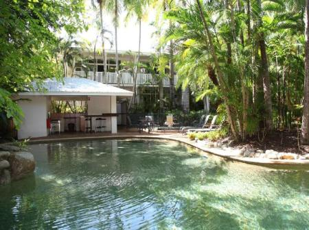 مسبح فلل بورت دوجلاس بالم (Port Douglas Palm Villas)