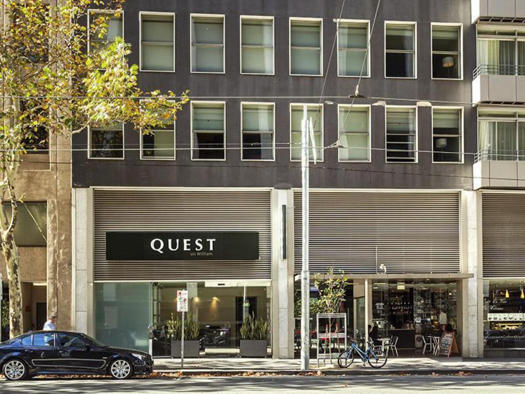 Quest On William Apartments