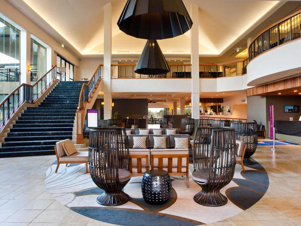 Lobby Mercure Gold Coast Resort