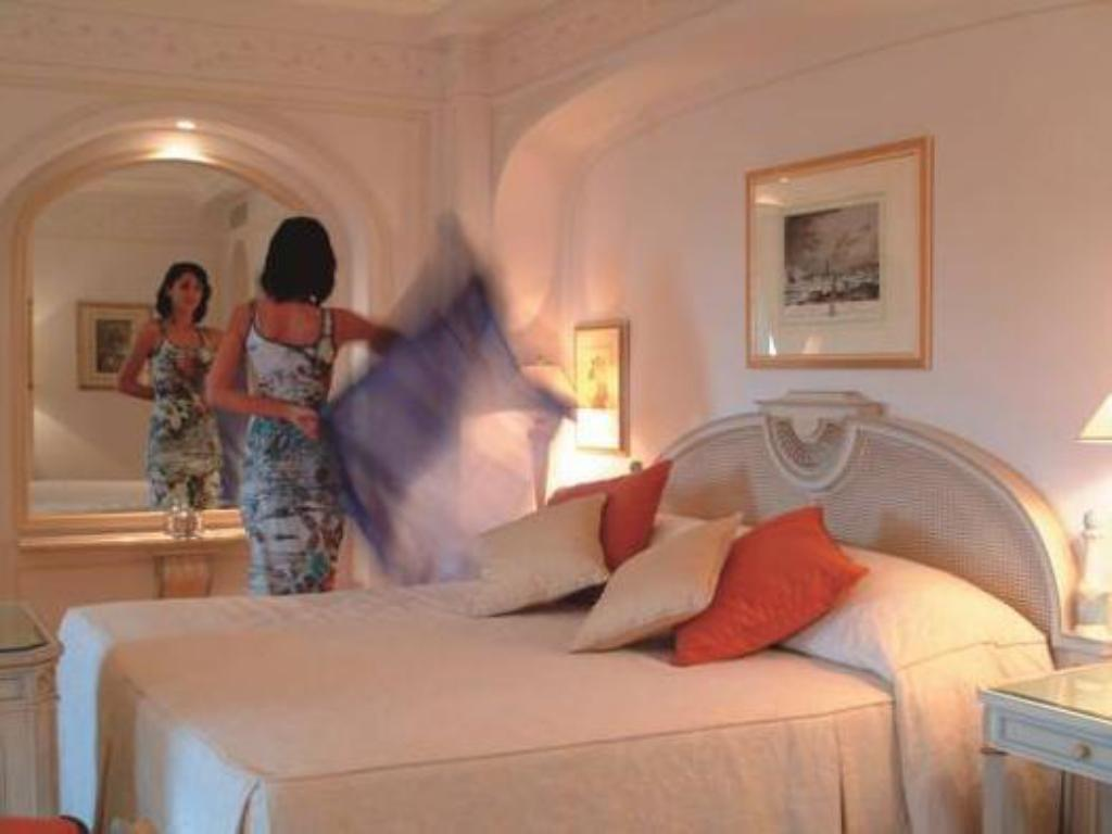 Double or Twin Room with Garden View Belmond Hotel Splendido