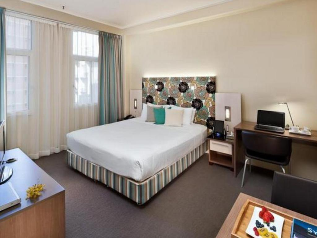 Deluxe Studio Apartment - Bed Best Western Plus Hotel Stellar