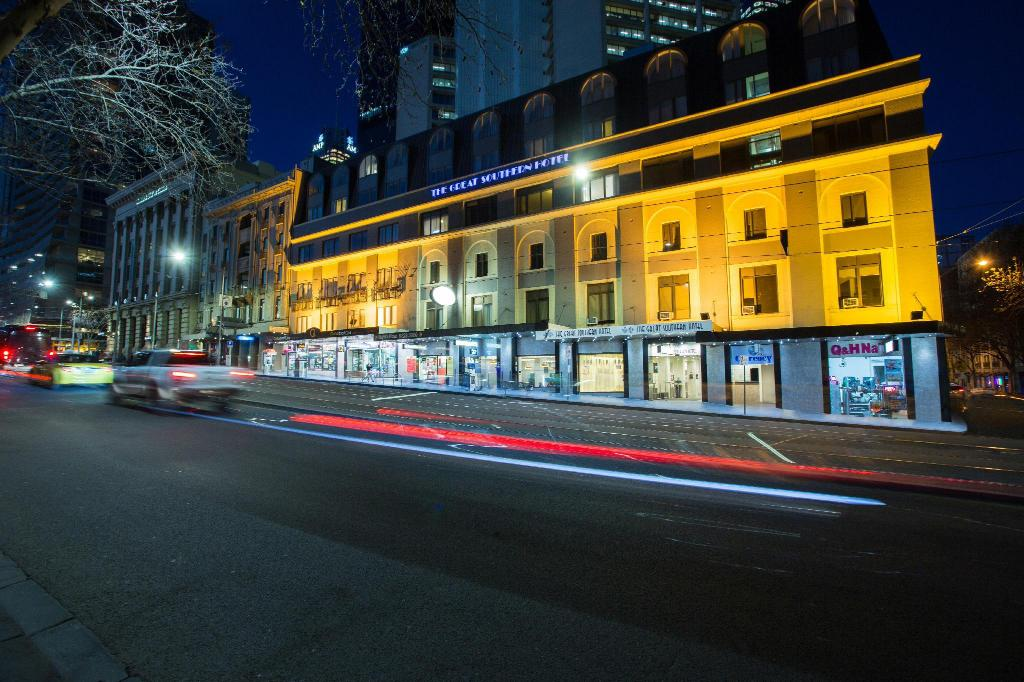فندق جريت ساذرن، ملبورن (Great Southern Hotel Melbourne)