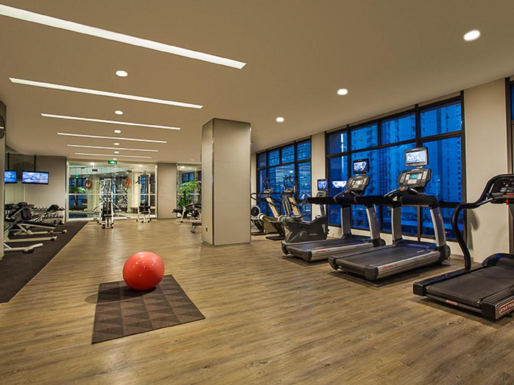 Fitness center Somerset Xu Hui Shanghai