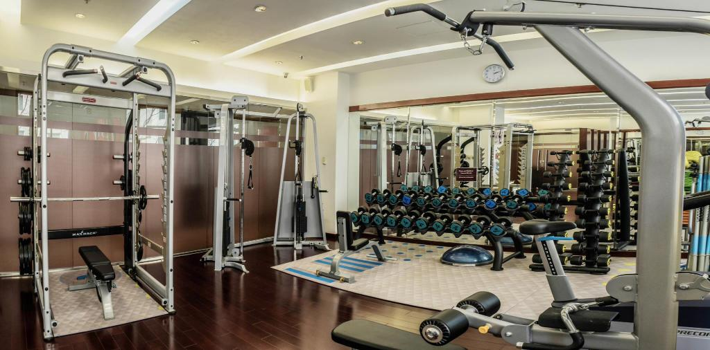 Fitness center Park Plaza Beijing Science Park Hotel