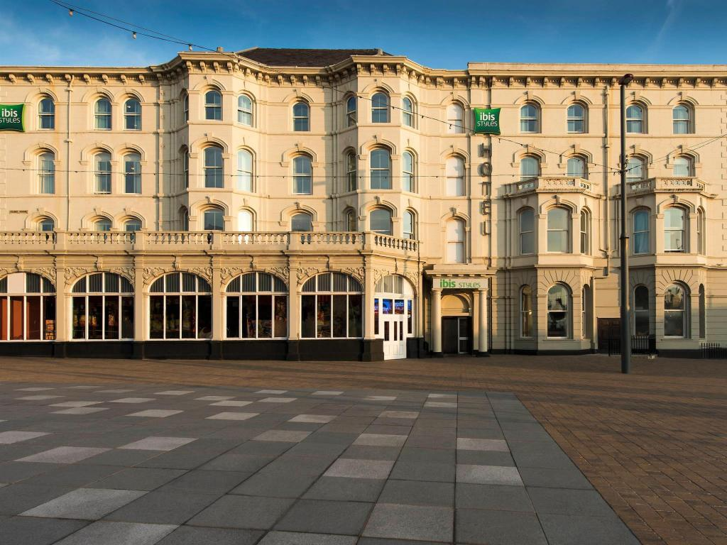 More about Ibis Styles Blackpool Hotel