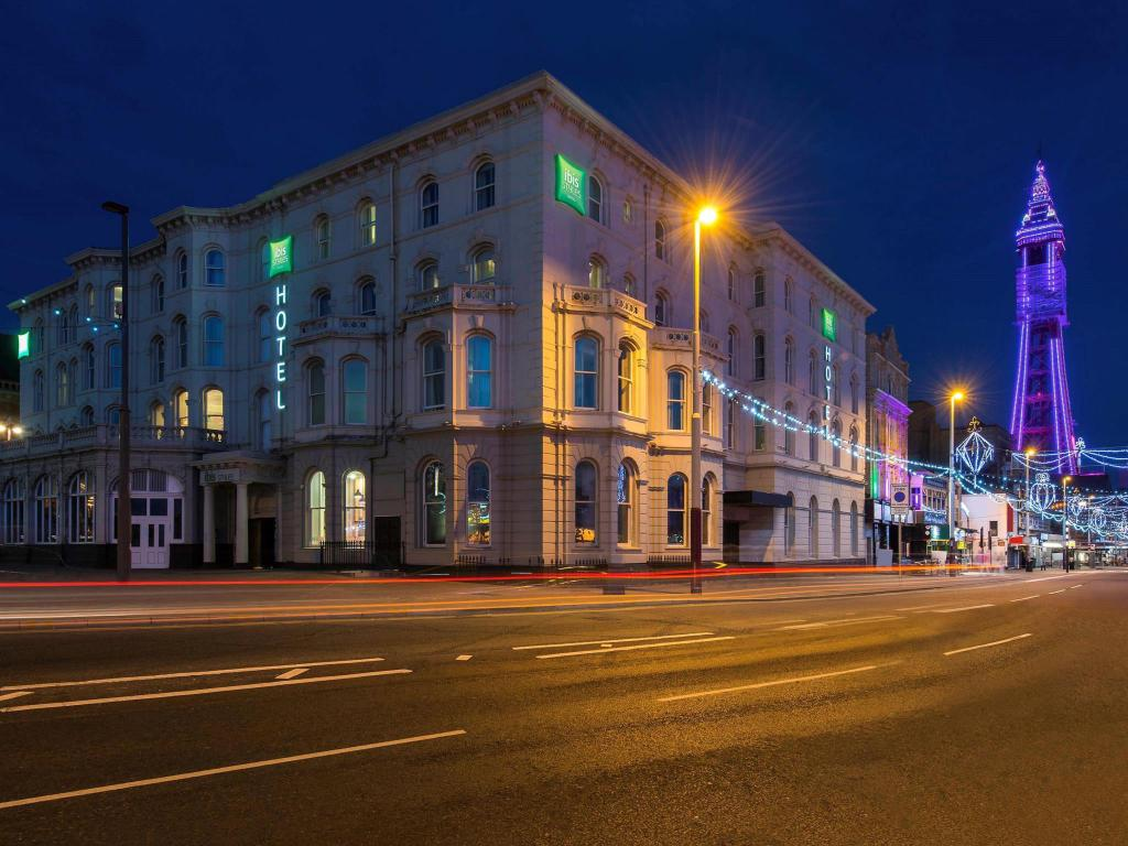 best price on ibis styles blackpool hotel in blackpool reviews