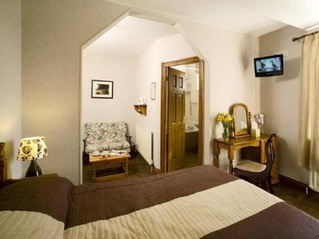 Double Room The Kings Arms Temple Sowerby