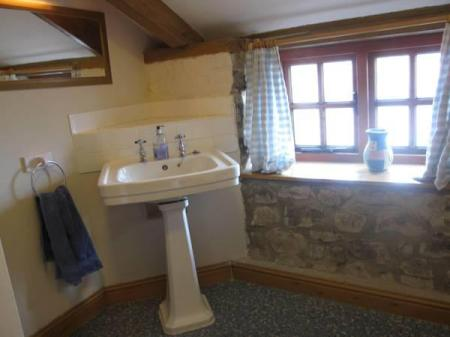 Bathroom Somerset Country Escape - The Old Mill & The Granary