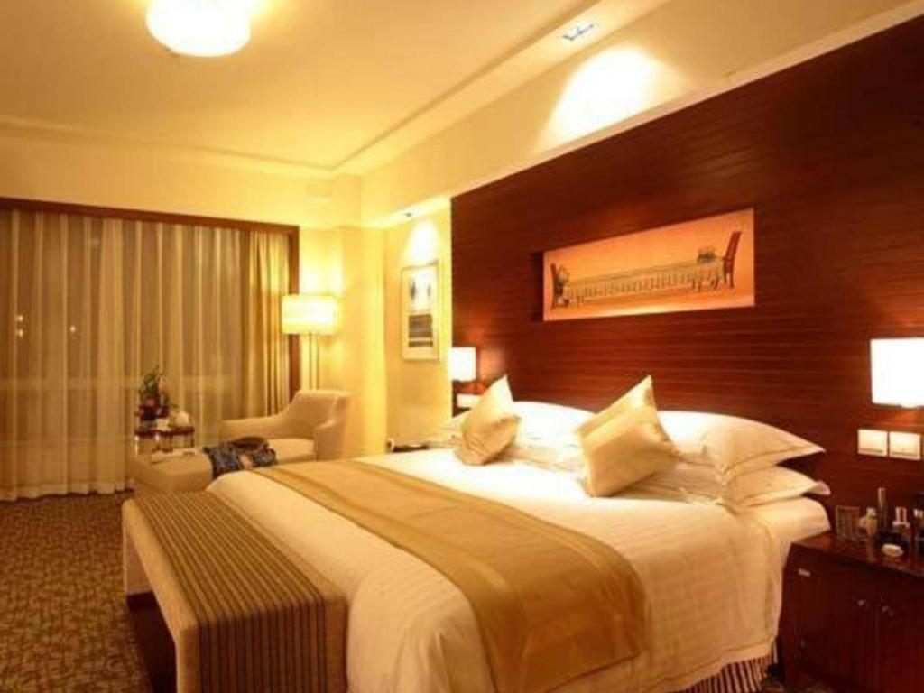 Business Executive-Suite Wyndham Beijing North