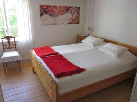 Double Room with Shared Bathroom Uddens Bed & Breakfast