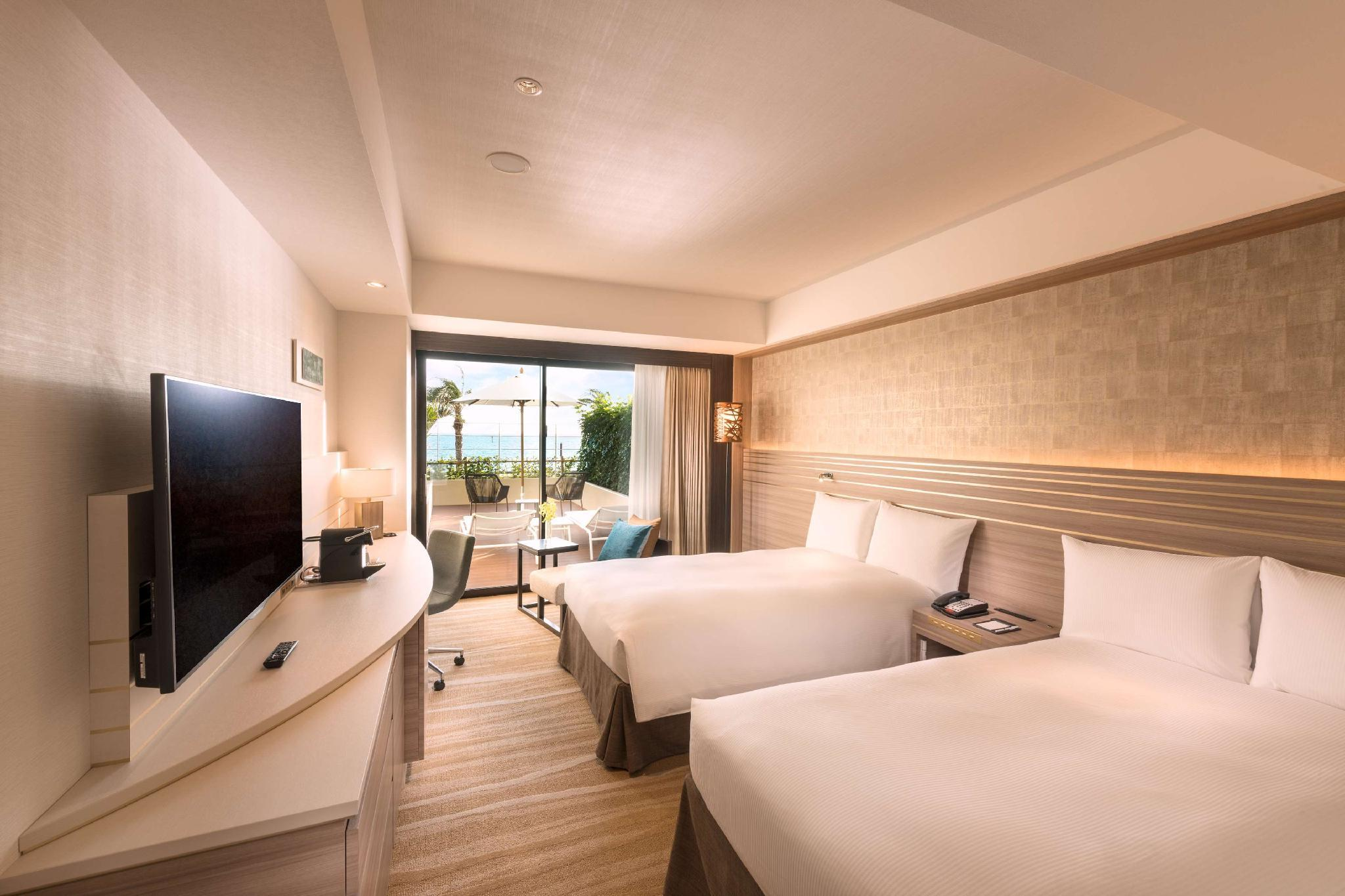 Twin Premium Room Oceanview with Terrace