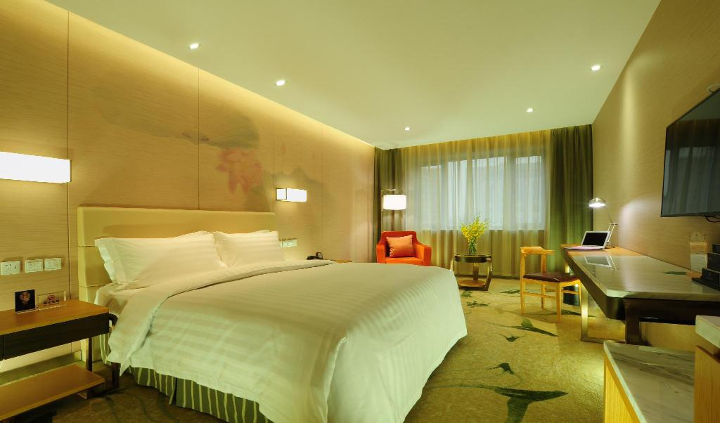 Superior King - Bed Guanganmen Grand Metropark Hotel Beijing