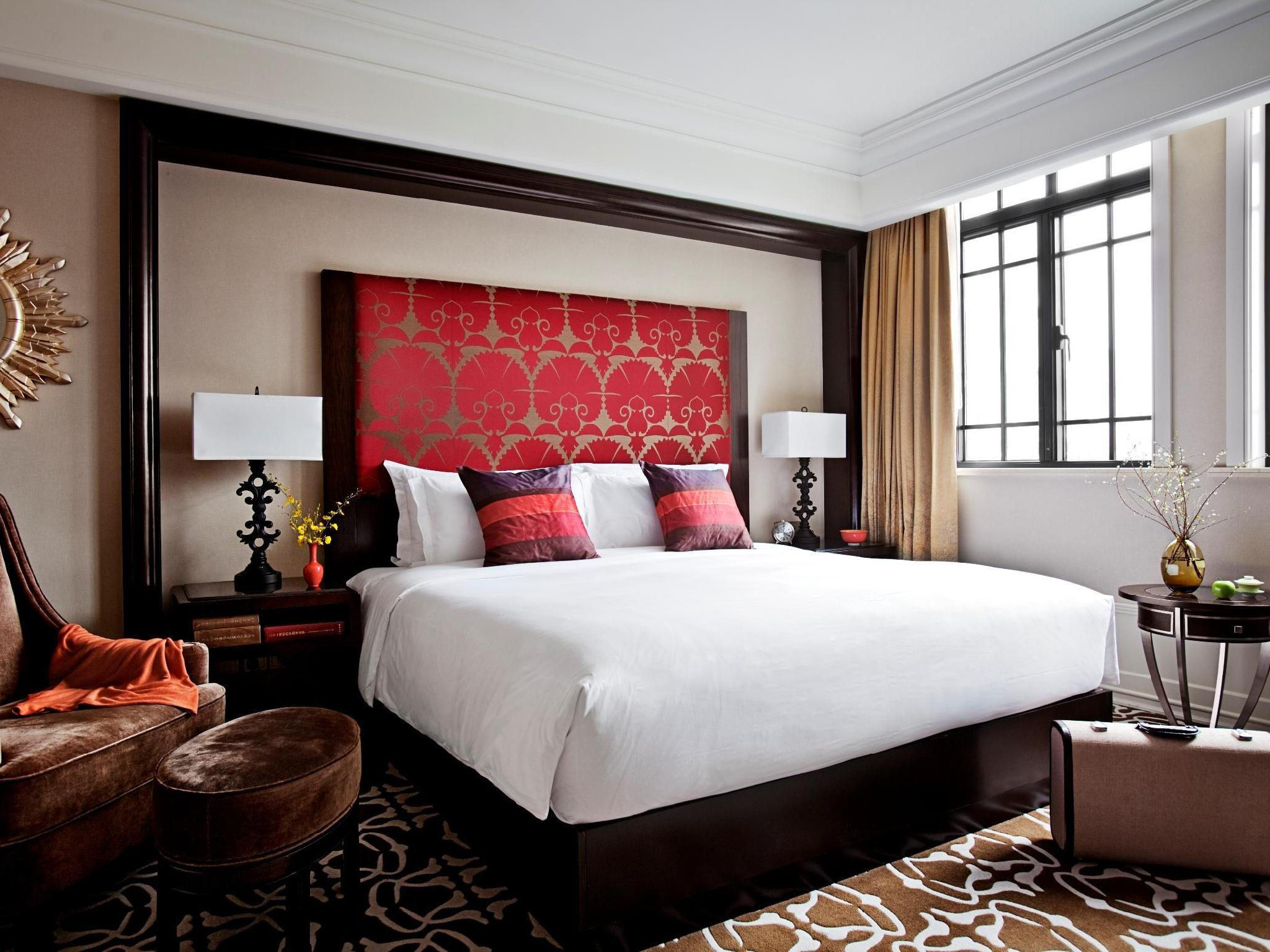 Upgrade gratis - Kamar Grand Double atau Twin Shanghai (free Upgrade - Shanghai Grand Double or Twin Room)