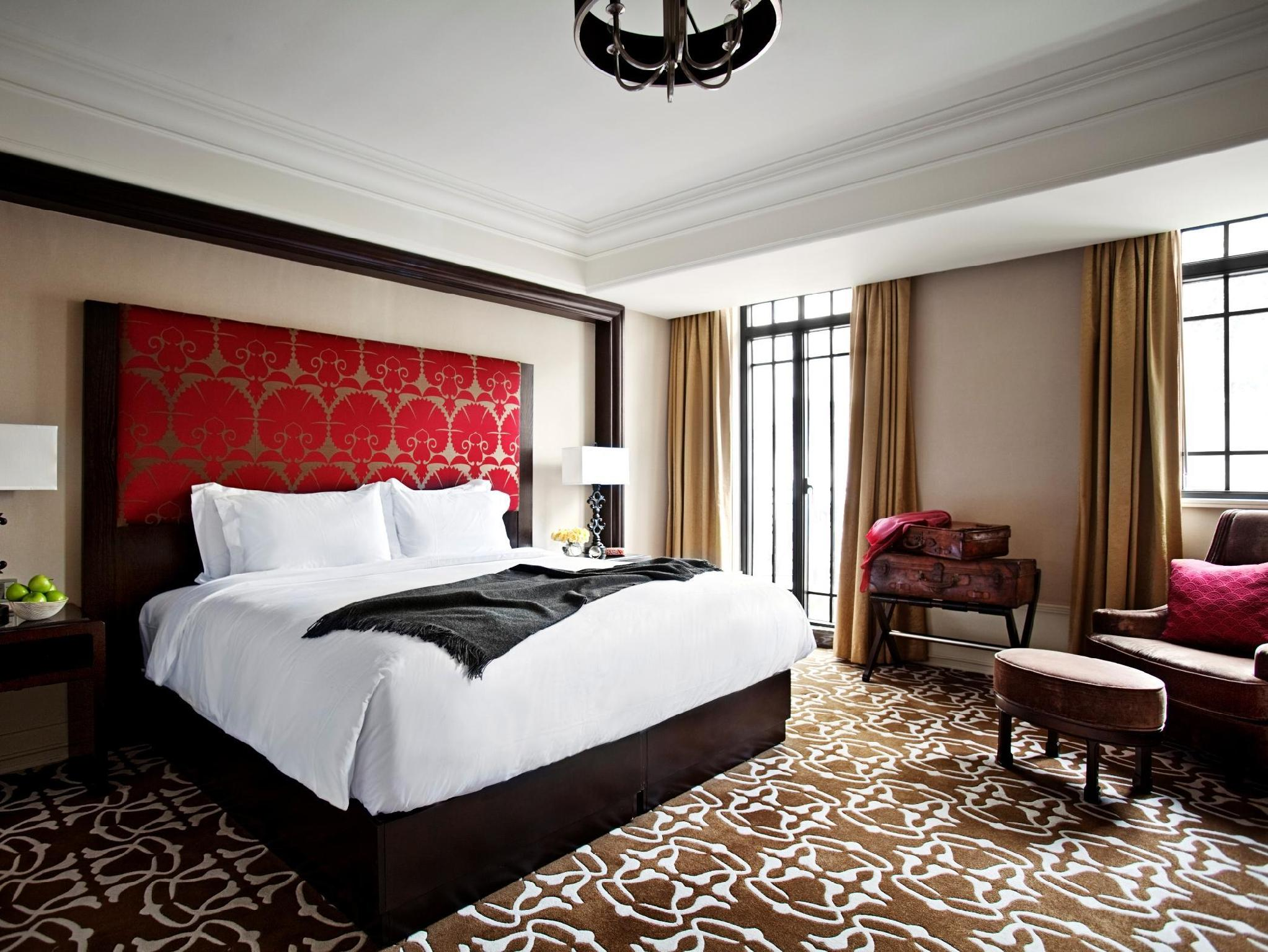 家庭套餐- 上海大雙人房或兩床房 (Family Package - Shanghai Grand Double or Twin Room)
