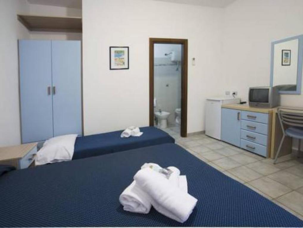 Double or Twin Room Hotel Le Palme