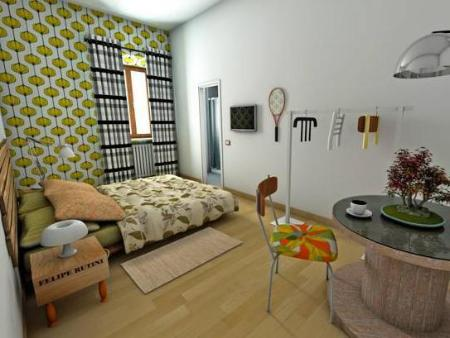Two Connecting Double Rooms Albergo delle Spezie