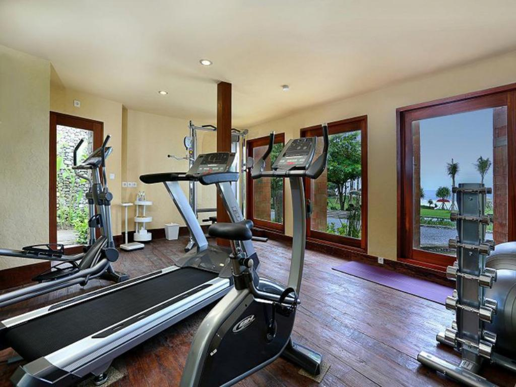 Fitness center WakaGangga Hotel