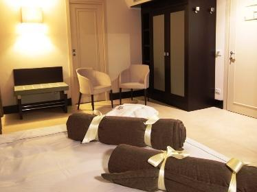 Deluxe Double Room with Daily Spa Access