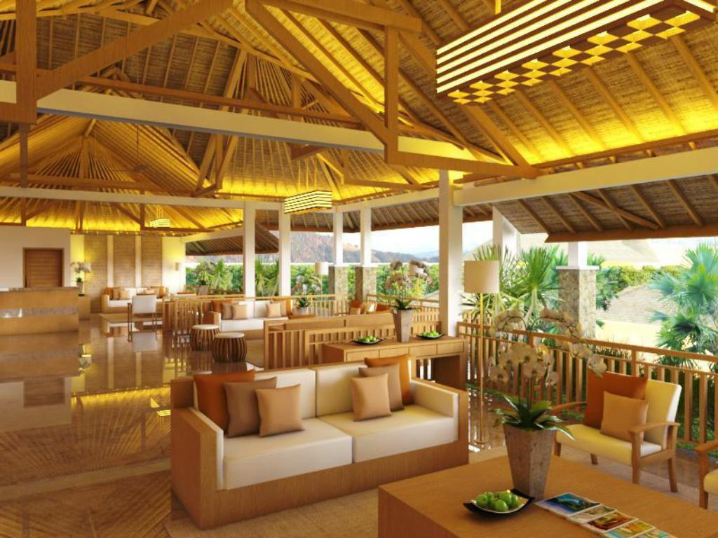 Interior view The Liliput Resort and Spa Pemuteran