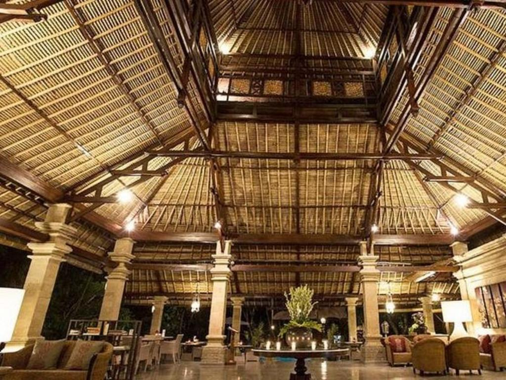 Interior view Bali Agung Village Hotel