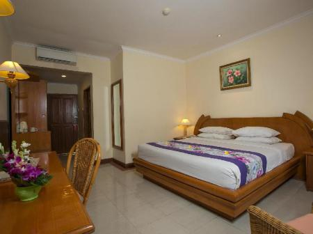 Superior Room Double - Bedroom Parigata Resort And Spa