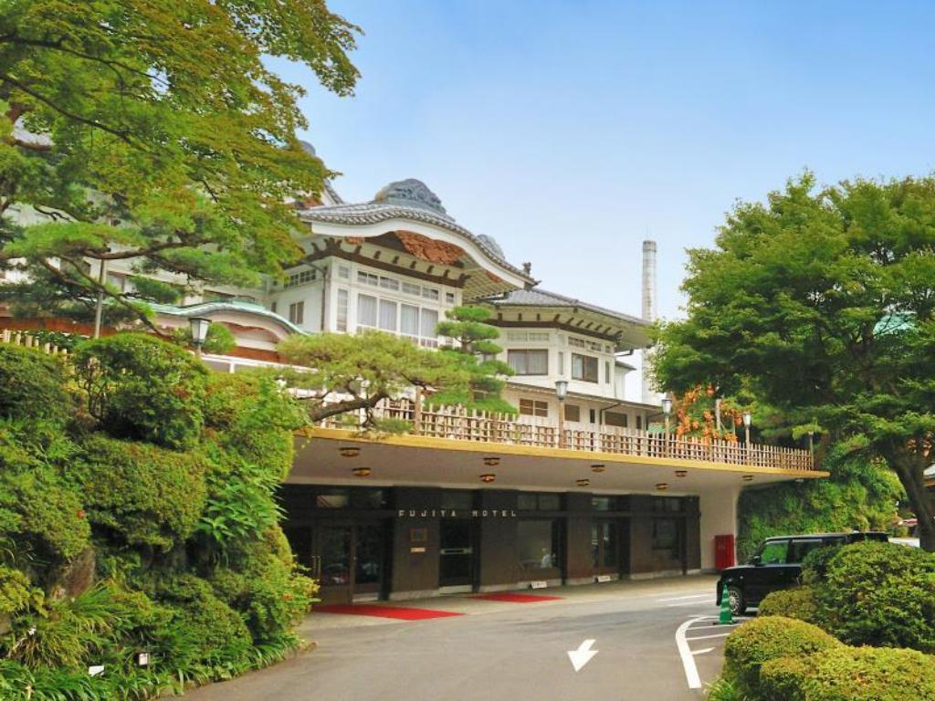 More about Fujiya Hotel