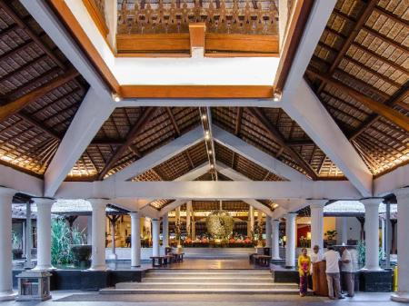 Interior view Padma Resort Legian