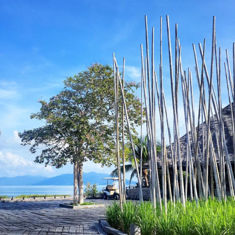 Lobby Six Senses Samui