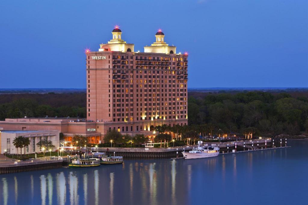 Golf Savannah Ga >> The Westin Savannah Harbor Golf Resort Spa Savannah Ga